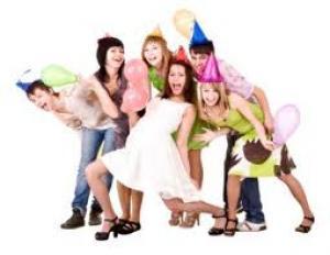 Themafeesten in de praktijk: Modellen en troetelen, Sterrenfeest, 'Johnny en Anita'-feestje, Kook- en metamorfosefeestje, Slaapfeest