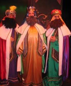 Driekoningen in Spanje