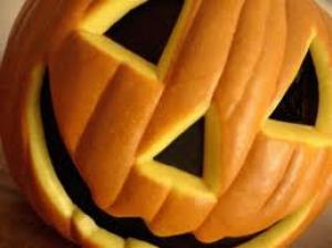 Aankleding in de Halloween-praktijk