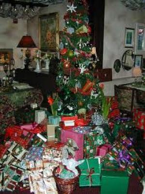 Cadeaus onder de boom