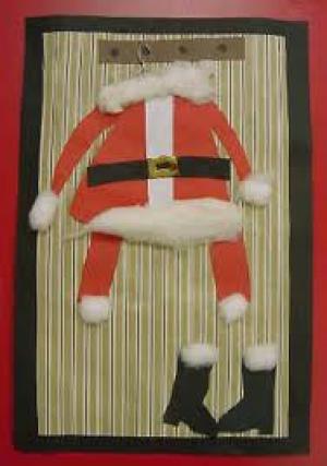 Kerstkaarten: Kerst(jam)blister