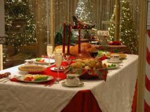 Kersttafeltje-dek-je: Tafeltje-dek-je, Versier eens een tafel, Hou het veilig