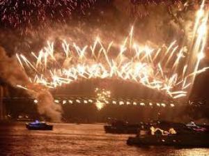 Feesten met Vuurwerk