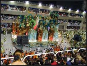 Carnaval in andere landen – Brazilie