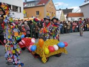Carnaval in andere landen – Duitsland