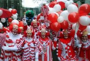 Carnaval in Boerdonk