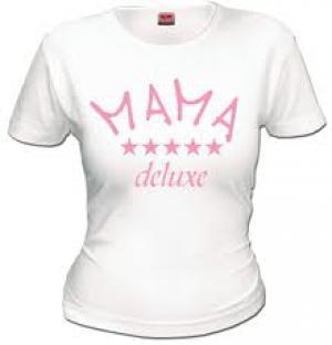 Moederdagknutsels: Mama's mooiste T-shirt