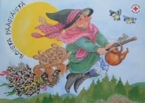 Vreemde Paastradities: Paasheksen, Dymmelsonsdagen, Witte Donderdag, Goede Vrijdag
