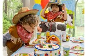 Themafeesten voor kids in de praktijk