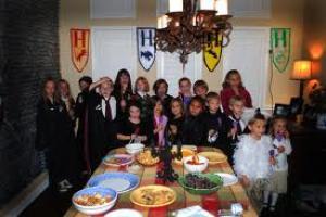 Harry Potter-feest: Aankleding