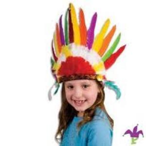 Indianenfeest in de praktijk