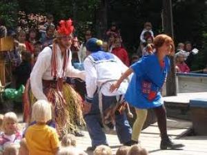 Pippi-feest: Pippi-piratenfeest, Pippi op school