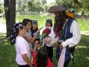 Piratenfeest in de praktijk: Kapitein Roodbaard, Piratensucces