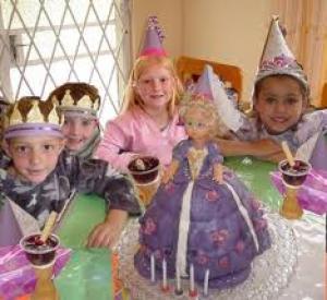 Prinsessenfeest in de praktijk