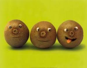 Verrassend Fruit: Kiwi's, Krentjes, Mandarijnen en Gezonde paddestoelen
