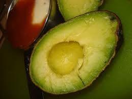 Avocado hapjes